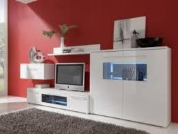 exklusive wohnwand cologne anbauwand weiß in top qualität fronten hochglanz optional led beleuchtung beleuchtung mit beleuchtung