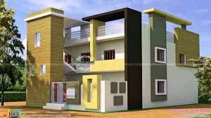 100 Triplex Houses House Design In India