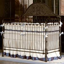 iron cribs from old world to new