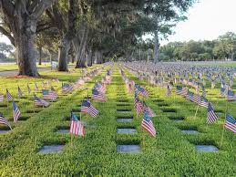 Memorial Day Graveside Decorations by Take A Walk On Memorial Day The Sandbox News