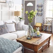 See This Instagram Photo By Finishingtouchdecorbyjenny O 1486 Likes Rustic Living RoomsCottage Room