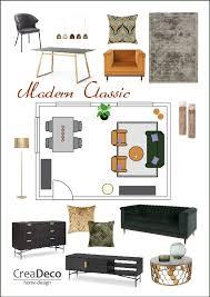 redesign wohnzimmer trifft esszimmer in modern klassischem