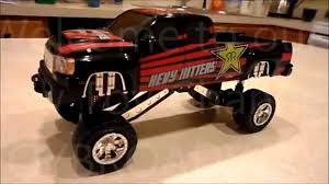100 Youtube Truck Videos Rockstar Energy Monster Pickup Toy By Malibu Toys