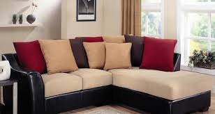 Buchannan Faux Leather Sectional Sofa by Sofa Phenomenal Sectional Sofas Red And Black Startling