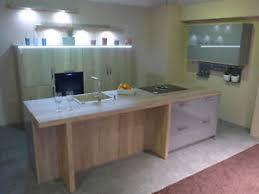 schüller küche uni gloss insel komplett inkl geräte spüle