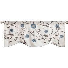 Joss And Main Curtains by Floral Valances U0026 Kitchen Curtains Joss U0026 Main