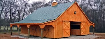 Modular-horse-barn-high-profile-with-overhangs-4-stalls-tack-room ... Best 25 Pole Barn Plans Ideas On Pinterest Barn Miscoast Maine Homes With Barns For Sale Camden Me Real Estate Bygone Living Dream Ma Ct Sheds Garages Post Beam Pavilions Ri Modulrsebarnhighpfilewithoverhangs4llstackroom Wikipedia Garage Shop Garage