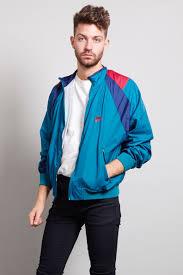 Multi Coloured Vintage Nike 80s Shell Sports Jacket