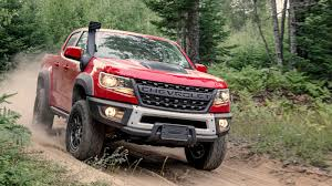 100 Power Wheels Chevy Truck The 2019 Colorado ZR2 Bison Is A Plated Pickup To