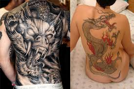 Great Chinese Dragon Tattoo Designs