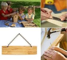 Woodwork Projects For Children