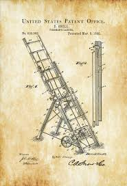 1895 Fireman's Ladder Patent – Patent Print, Wall Decor, Fireman ... Fireman Wall Sticker Red Fire Engine Decal Boys Nursery Home Firetruck Childrens Wallums Truck Firefighter Vinyl Bedroom Stickerssmuraldecor Really Remarkable Fun Kids Bed Designs And Other Function Amazoncom New Fire Trucks Wall Decals Stickers Firemen Ladder Patent Print Decor Gift Pj Lamp First Responders 5 Solid Wood City New Red Pickup Metal Farmhouse Rustic Decor Vintage Style Fire Truck Ideas And Birthday Decoration Astounding Dalmation Name Crazy Art Remodel Etsy
