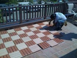outdoor wooden decking india wood plank garden flooring ideas for