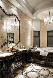 Chandelier Over Bathroom Vanity by 1059 Best Bathroom Images On Pinterest Bathroom Ideas Home And