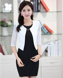 formal ol styles uniform designs business women dress suits