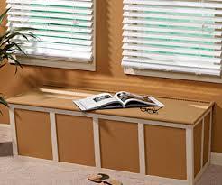 diy under window storage bench plans plans free