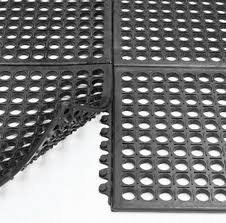 electrically conductive interlocking drainage tiles american