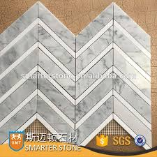 calcutta white marble herringbone tile pattern wave pattern tile