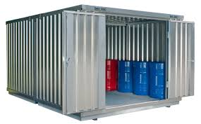 100 Steel Shipping Crates Storage Containers Are The Practical Storage Solution