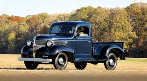 100 Three Quarter Ton Truck 193947 Dodge Light Trucks Hemmings Daily