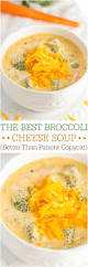 Panera Pumpkin Muffin Nutrition by The Best Broccoli Cheese Soup Better Than Panera Copycat