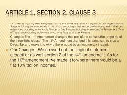 Constitution edits