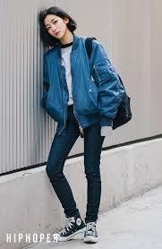 Jessica Albas Chic Street Style Korean Fashion