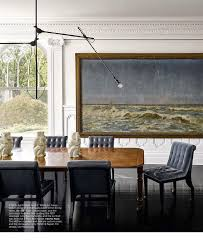 Wonderful Elle Decor Dining Room Contemporary Best Inspiration