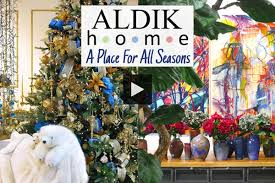 Whether Its The Beauty Of Spring Or Festive Fun Christmas Aldik Home Is