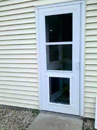 storm door with pet door – ibbcub
