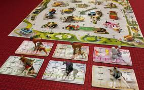A Dogs Life Board Game