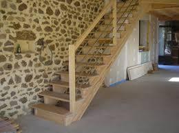 installer un escalier droit décoration