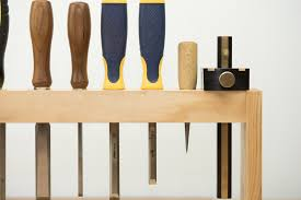 woodworking projects for beginners make a diy chisel rack