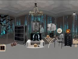 Full Size Of Office39 Front Door Staircase Zombies And Gravestone Bats Also Spider Nest