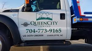 Towing Service In Charlotte | Queen City Towing North Carolina