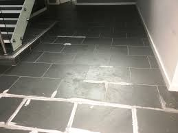 Regrouting Floor Tiles Youtube by Slate Posts Stone Cleaning And Polishing Tips For Slate Floors