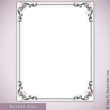 Ornamental Clipart Page Decoration 5