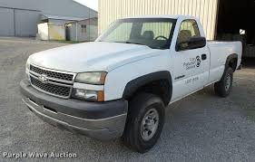 2005 Chevrolet Silverado 2500HD Pickup Truck   Item DC2580  ... 2005 Ford F150 Pickup Truck Item Dc2561 Sold October 17 Awesome Amazing 1958 Chevrolet Other Pickups Fleetside New Car Carriers 2017 Dodge 5500 Slt 19ft Century Ra Global Fleet About Whats To Come In The Electric Pickup Truck Market Commercial Inventory Minnesota Railroad Trucks For Sale Aspen Equipment For 2011 F250 Crew Cab W Tommy Gate Stkbec30633 Sweet 1975 C10 Enterprise Rental Opens First Montana Location Classic On Classiccarscom