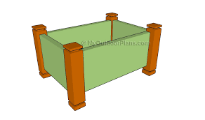 wooden planter box plans free discover woodworking projects