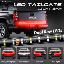 Dual Tailgate Light For Pickups