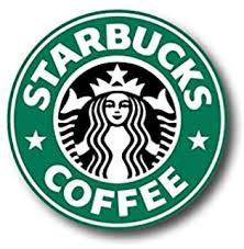 12Starbucks LOGO Decal Sticker For Case Car Laptop Phone Bumper Etc