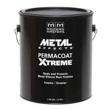 Seal Krete Floor Tex Home Depot by Modern Masters 1 Gal Metal Effects Permacoat Xtreme Clear