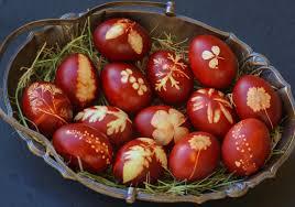 ungarische osterbräuche und ein traditionelles ostermenü