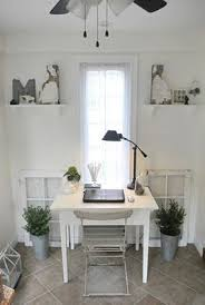 Sunroom Office From The Growers Daughter