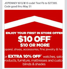 Jcpenney Coupons $10 Off $10 Purchase : Shutterfly Coupon ...
