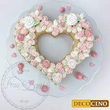 letter cake herz frau fon dant