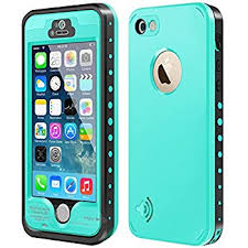 Amazon iPhone 5S SE Waterproof Case Waterproof Dust Proof