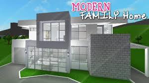 100 Cheap Modern House Bloxburg Family Home 40kcheap Easy