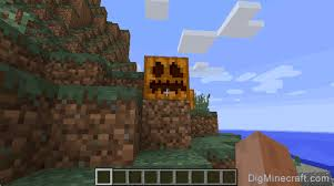 Best Pumpkin Seed Minecraft Pe by How To Make A Pumpkin In Minecraft