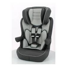 siege auto 123 siège auto isofix gr 1 2 3 gris foncé tex baby natiloo com